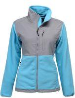 Wholesale Womens Sweatshirts Xxl - 2017 New Brand High Quality Fleece Womens Fleece Hooded Jacket Winter Ski Outdoor Sports Warm Fleece Sweatshirt Outerwear Black White S-XXL