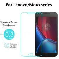 Wholesale Huawei Mate Film Protector - For iPhone X 8 Plus Tempered Glass Screen Protector For Xiaomi Redmi Note 5A MI A1 Clear Front Protective Films For Huawei Mate 9 Lite