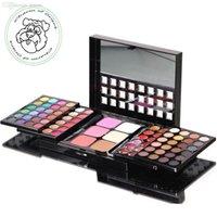 Wholesale Pro 78 Full Color Eyeshadow - Wholesale-New Fashion 78 Full Color Pro Makeup Set Kit EyeShadow Lip Gloss Palette Blusher Push-pull Drawers