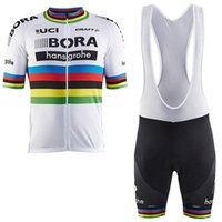 Men sport bora - 2017 bora Cycling jerseys mtb bike clothes cycling clothing bicycle jersey sport outdoor summer cycling jersey bib shorts Gel pad