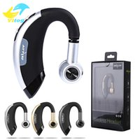 Wholesale Mobile Driver - 2016 Zealot E1 Wireless Bluetooth Headphones Car Driver Handsfree Earphones Stereo In-Ear Headset Music Player For Mobile Phone