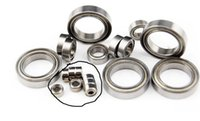Wholesale 3x8x3 mm Steel Deep Groove Ball Bearing Miniature bearings MR83ZZ