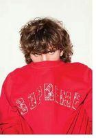 Wholesale Sweatshirt Outerwear Jacket - SUP Trend Brand Clothing Jackets Men Women Half Zipper Fashion Street Outerwear Skateboard Hip Hop Coats Hooded Sweatshirts