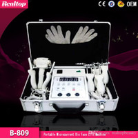 Wholesale Salon Gloves - BIO Magic Glove Microcurrent Face Lift Machine for Tighting Facial Skin Spa Salon Professional Micro-current system