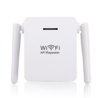 Wholesale Wifi Signal Amplifier W - WIFI Extender Router WIFI Repeater Wireless Router 300Mbps 802.11N B G Network Expander W-ifi Antenna Roteador Signal Amplifier