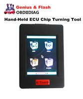 Wholesale Audi Usb Flash - V5.005 Genius & Flash Point OBDII BOOT Protocols ECU Hand-Held Chip Tuning Tool Supprorted All Vehicle Catgeories