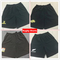 Wholesale Flashing Pants - Hot sales 2017 2018 New Zealand All Blacks rugby jersey 17 18 Hurricanes Sports pants Chiefs Highlanders rugby Shorts