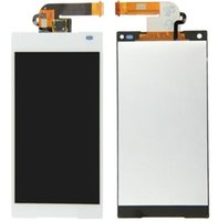 Wholesale Lcd Screen White For Sale - For Sony Z5 Compact LCD Display With Touch Screen Digitizer For Z5 Mini E5803 E5823 Black White On Sale