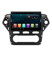 Full Touch Screen Auto GPS Navigation Android und Auto DVD System Navigator App für 2011-2013 Ford Mondeo Chiax 10.2inch