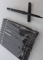 Wholesale automatic eyeliner - FREE SHIPPIN good quality Lowest Best-Selling good sale NEWEST Makeup Automatic rotating and telescopic waterproof eyeliner black * brown