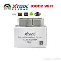iobd2 xtool großhandel-XTOOL IOBD2 WIFI OBD2 Diagnosewerkzeug IOBD 2 Wifi Coder Reader für IOS und Android