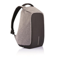 Wholesale European Travel Usb - 2017 Anti-Theft Backpack Water Repellent Design USB Port XD Bobby Travel Bag