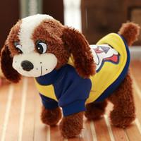 Wholesale Teddy Bear Minions - Cute Plush Puppy Dog Plush Cartoon Toys Soft Peluches Gudetama Christmas Gift Kids Toys Baby For Children Kawaii Minion 50H0522