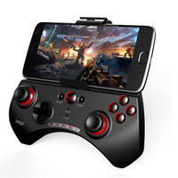 Wholesale Ipega Gamepad - Ipega Wireless Gamepad PG-9025 Best Bluetooth Game Controller Joystick Joypad For Android Cell phone iPhone iPad PC TV Tablets Free DHL