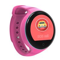 ingrosso telefono dell'orologio di zgpax android-ZGPAX S668 Smart Watch Life impermeabile schermo rotondo Android da polso GPS SOS Monitoraggio remoto per bambino vecchio Smart Phone