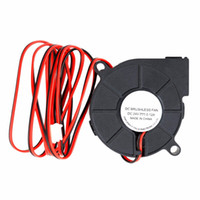 Wholesale Turbine 24v - Wholesale- Computer Accessories 24V Brushless DC Cooling Turbine Blower Fan 5015 50*62*15mm Durable New