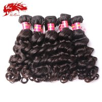 Wholesale Hair Supplies Queens - Wholesale-Ali queen hair products unprocessed virgin brazilian hair wholesale 10pcs 8-34 inch hair supplies human hair wholesale 10 pieces