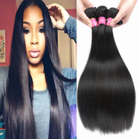 Wholesale Cheap Real Human Hair Bundles - Rainbow Queen Real Brazilian Human Hair weaves Cheap Brazilian Virgin Human Hair Bundles Natura Color Unprocessed Brazilian Bundles