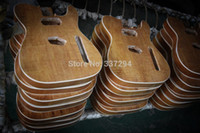 Wholesale Project Guitar Body - Wholesale- directly factory project electric guitar kit tl body