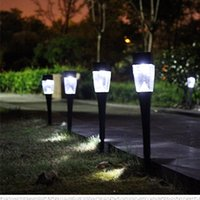 Wholesale mini pin lights for sale - Group buy Mini LED Solar Lights Garden Pin Lamps cm ABS Outdoor Waterproof Home Lighting Path Decorations Landscape in Yard Shenzhen China Factory