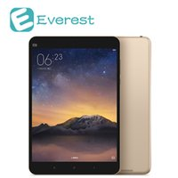 Wholesale Gold Intel - Wholesale- NEW Original Xiaomi MiPad 2 Android 5.1 Tablet PC 2GB 16GB 64GB 7.9 Inch Intel Cherry Trail Z8500 Quad Core 8.0MP tablet android