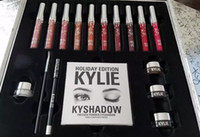 HOT Kylie Cosmetics Holiday Collection Big Box PREORDER INTERNATIONAL Holiday Collection caja grande envío gratis por dhl NAKED LORAC