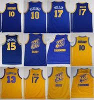 Wholesale Basketball Wilt Chamberlain - Throwback Basketball Jerseys 10 Tim Hardaway 17 Chris Mullin 24 Rick Barry 42 Nate Thurmond 13 Wilt Chamberlain Retro Stitched Cheap Jersey