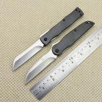 medford bıçakları toptan satış-Alta qualidade Medford Praetorian Stonewashed processo Katlanır Blade Bıçak Caça Taktik Kamp Bıçaklar Escalada EDC ferramenta Açık G10