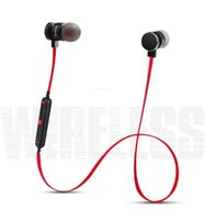 Wholesale Mp3 Roses - High Quality Bluetooth Earphones UrBi Wireless Brand Noise Cancelling Stereo Bass Bluetooth Headphone Headset for phone Mp3 Music Play