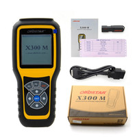 Wholesale New Vw Odometer Correction Tool - OBDSTAR X300 DP X-300 New Auto Key Programmer+ Odometer Correction Tool+ EEPROM Adapter + Special Function EPB ABS CVT Gear Box