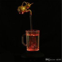 Wholesale beautiful cups for sale - LED Water lamp decoration light Colorful magic cup lamp magic faucet Night Light LED Magic Faucet Mug Beautiful christmas gift