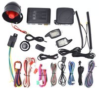 ingrosso pulsante di sicurezza-LCD bidirezionale di allarme dell'automobile del cercapersone di sicurezza del veicolo di CarBest   Premere il pulsante di arresto avvio motore   Passive Keyless Entry (PKE)   3300C