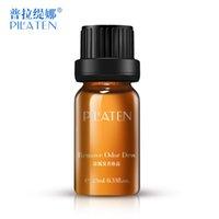 Wholesale Remove Odor - Pilaten Official Store 72pcs Pilaten Remove Odor Dew Anti-Perspirant Deodorant 15ml pc DHL Free Shipping