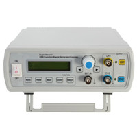 Wholesale Dds Generators - 2MHz Dual Channel DDS Function Signal Generator Sine Square Wave Sweep Counter frequency range 1Hz-60MHz