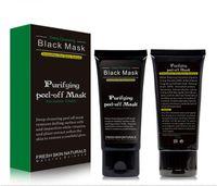 shills máscara de limpieza profunda al por mayor-SHILLS Deep Cleansing Black Mask Limpiador de poros 50ml Purifying Peel-off Mask Blackhead Máscara facial DHL Shipping