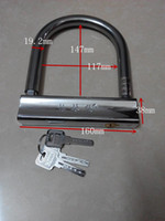 Wholesale High quality bold increase in multi function gate anti theft lock anti violent pry twist one from the free mail