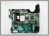 Wholesale Motherboard Hp Dv5 - 482324-001 for HP DV5 DV5Z-1000 laptop motherboard 502638-001 for AMD ATI 216-0707011 Non-integrated DRR2 100% Working