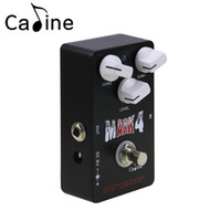 Wholesale Electric Guitar Mark - Caline CP-16 Mr Mark Distortion Electric Guitar Effects True Bypass Guitarra Part& Accessory