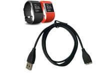 ingrosso picco di picco-Cavo di ricarica per cavo di ricarica USB di ricambio Fitbit Flex Cavo di ricarica per smart card Fitbit smartwatch HR / Surge / Alta / Flex / Blaze