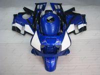 Wholesale Cbr F2 Blue - Plastic Fairings CBR600F2 93 94 ABS Fairing CBR600 F2 1994 Blue White Bodywork CBR 600 F2 1993 1991 - 1994