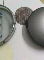 Wholesale Wholesale Chrome Rims - DHL 100PCS Gray Black 60mm Wheel Center Caps for A3 A4 A6 A8 TT Wheel Hub Caps Rims Cover car Badge Emblem 4B0601170