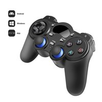Universal Joystick Gamepad per controller Android 2.4G Wireless per tablet Android Tablet PC Windows 8/7 / XP con imballaggio al dettaglio