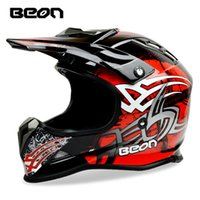 2016 Nueva Beon MX-16 cascos de la motocicleta fuera de carretera casco de motocross DH Dirt bike racing moto cross ATV moto casco