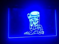 Wholesale Duff Beer Neon - b59 Duff Simpsons 2 size Beer Bar Display LED Neon Light Sign
