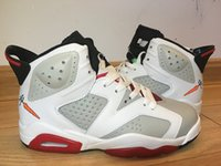 Wholesale Womens Athletic Shoes Cheap - Top Quality retro 6 Hare mens womens basketball shoes retro Sneakers cheap 6s shoes Outdoors Athletics women men Shoes US5.5-13