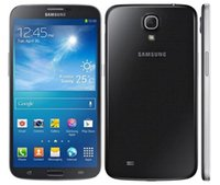 16gb sim kartlar toptan satış-Yenilenmiş Samsung Galaxy Mega I9200 Unlocked Cep Telefonu 6.3 Inç Çift Çekirdekli 16 GB 8MP Tek Sim Kart