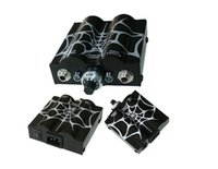 Wholesale Spider Body - Wholesale-Tattoo power supply New pro Spider Web Double Wave Tattoo Power Supply Power Plug Supply tattoo & body art