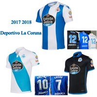 eaba2aec2 Cheap Wholesale Paris Saint-Germain Jersey For Sale From China · 2017 2018  Deportivo La Coruna jerseys 17 18 ...