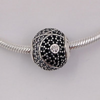 Wholesale 925 Ale Silver Charms - Balance Essence Charms Made of 925 Sterling Silver Fit European Style Brand Bracelets & Necklaces ALE 796053CZ Bead for Jewelry Making