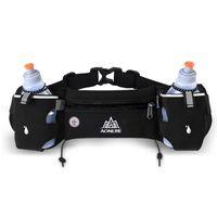 Wholesale Water Bottle Table - Running Waist Pack Outdoor Sports Hiking Racing Gym Fitness Lightweight Hydration Belt Water Bottle Hip Bag